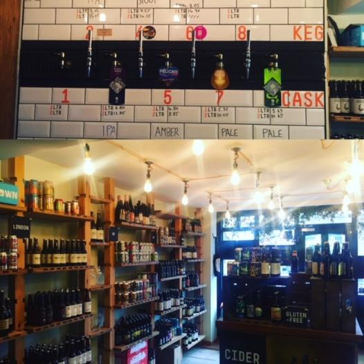 St Albans Beer Shop