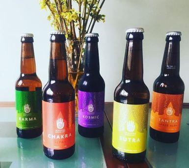 Nirvana beer range