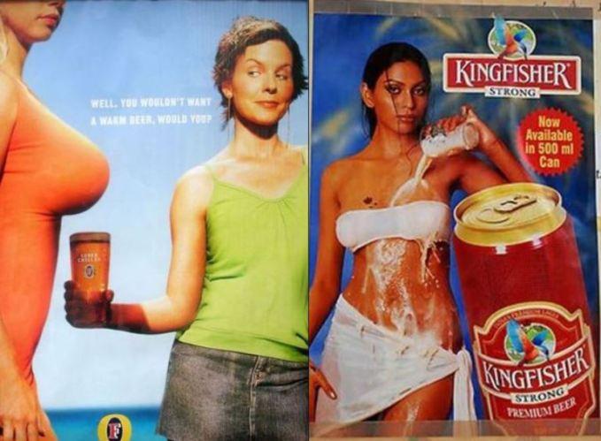 sexist marketing